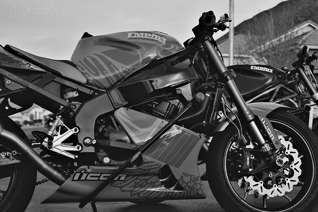 XDL motorcycle