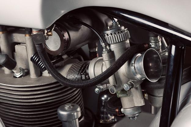 Mondial motorcycle