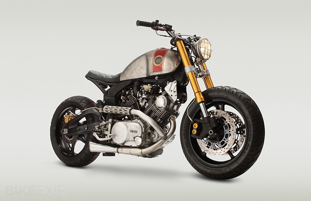 Classified Moto XV920R6-R, based on a 1982 Yamaha Virago