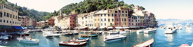 Ligurian coast by Jean-Marc Rosier from http://www.rosier.pro