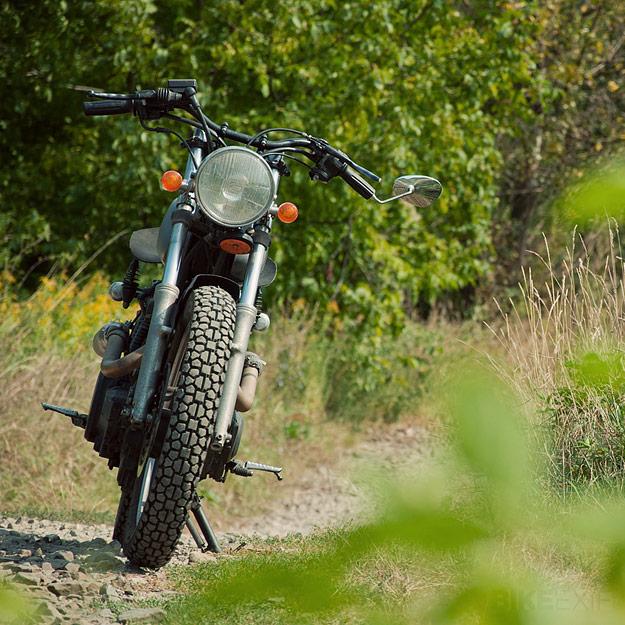 Yamaha XS400