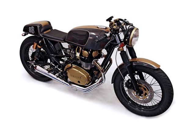 Yamaha XS650