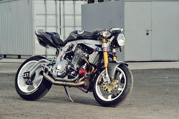 Martek motorcycle