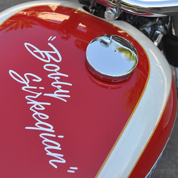 1951 Triumph Thunderbird