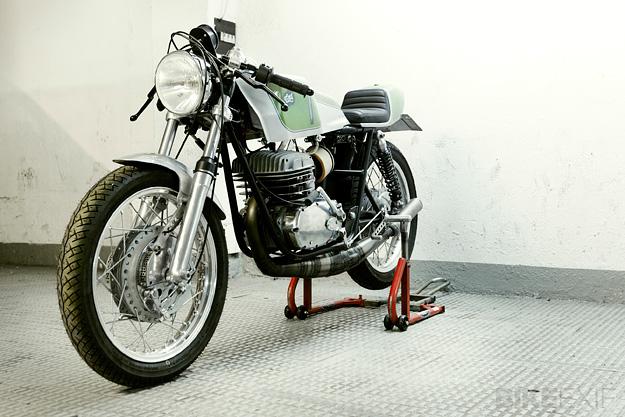 Ossa custom by Cafe Racer Dreams