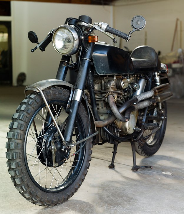 Motorcycle movie