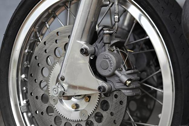 Function Over Form: Seeley Norton 750 by NYC Norton | Bike EXIF