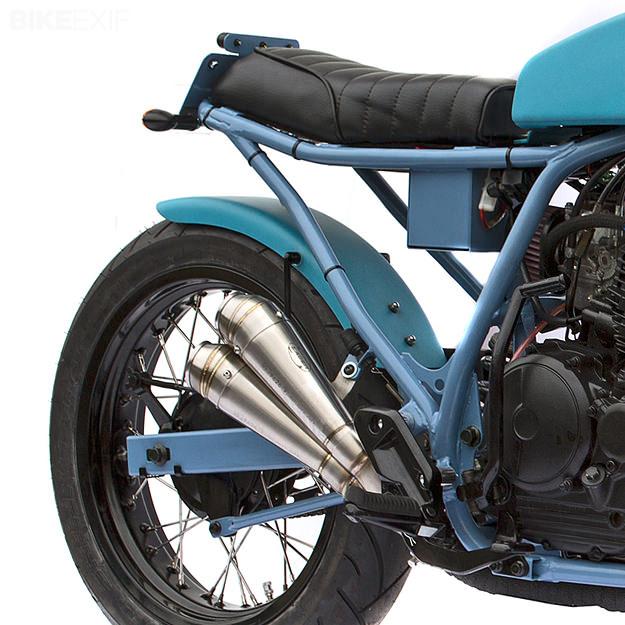 Custom Yamaha Scorpio by Deus
