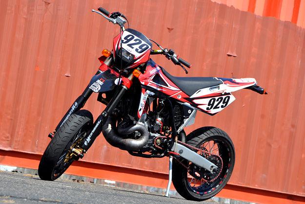 Honda CR500 by Boyko Racing | Bike EXIF