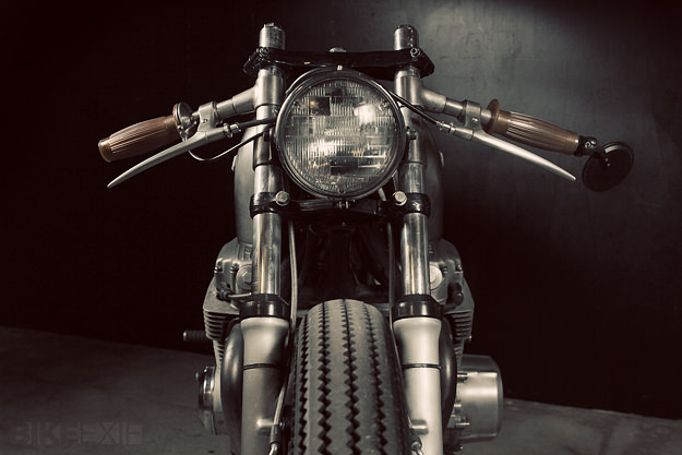 James Crowe's Honda CB750 cafe