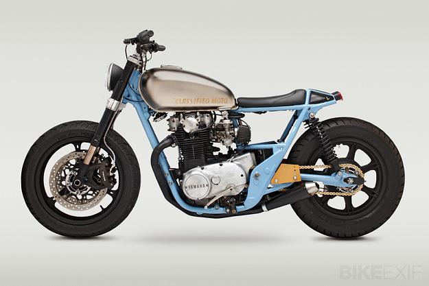 Yamaha XS650 by Classified Moto