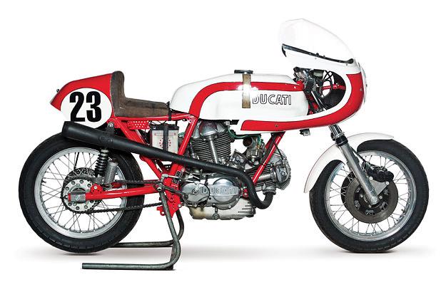 Ducati 750SS Corsa