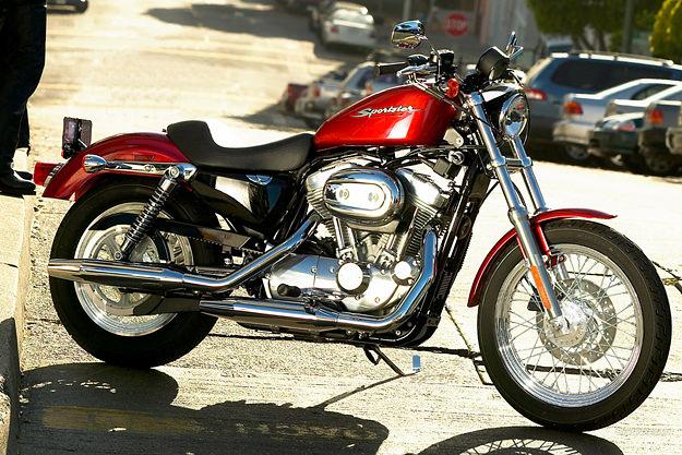 2005 Harley XL883