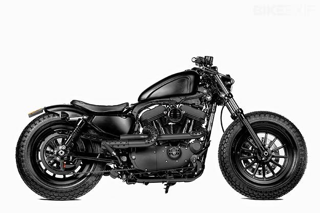 Harley 48 custom