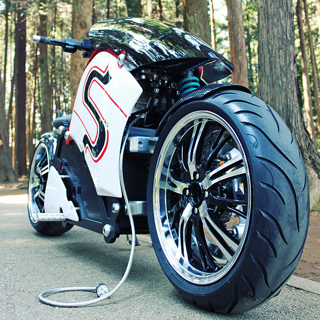 Electric motorcycle by zecOO