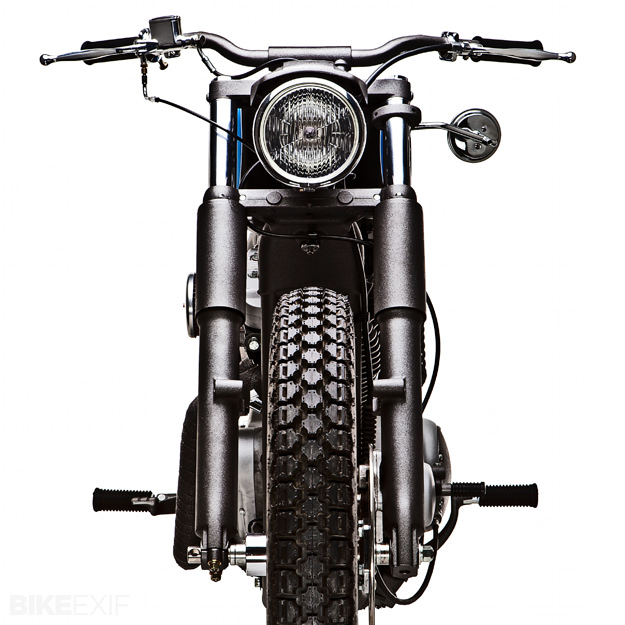 Roberto Rossi's Harley-Davidson Sportster 1200