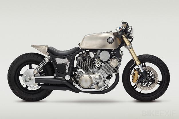 Yamaha XV1100 by Classified Moto