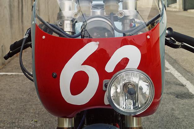 Ducati Pantah custom by Radical Ducati
