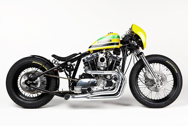 Harley Ironhead by DP Customs