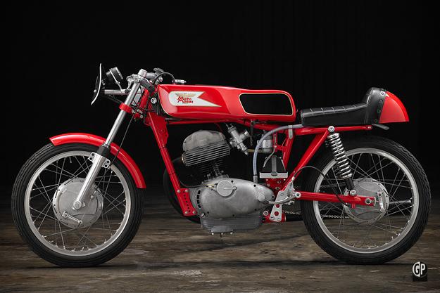 Moto Morini Settebello