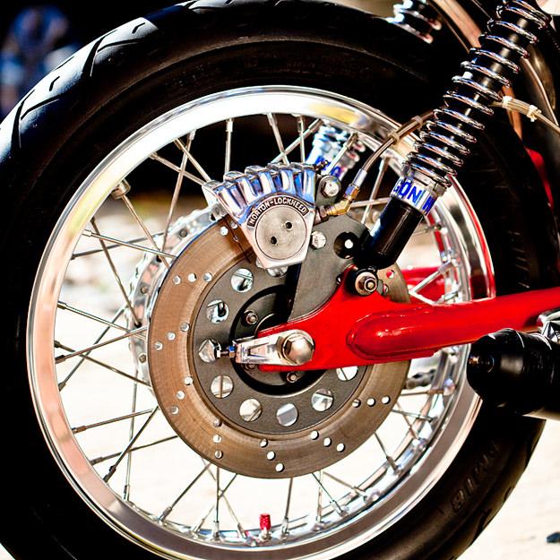 led indicator wiring harness bill becker s pristine norton commando mk iii bike exif  bill becker s pristine norton commando mk iii bike exif