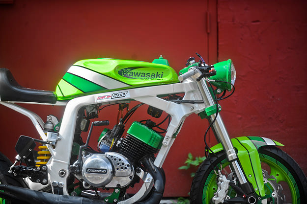 Santiago Chopper Kawasaki