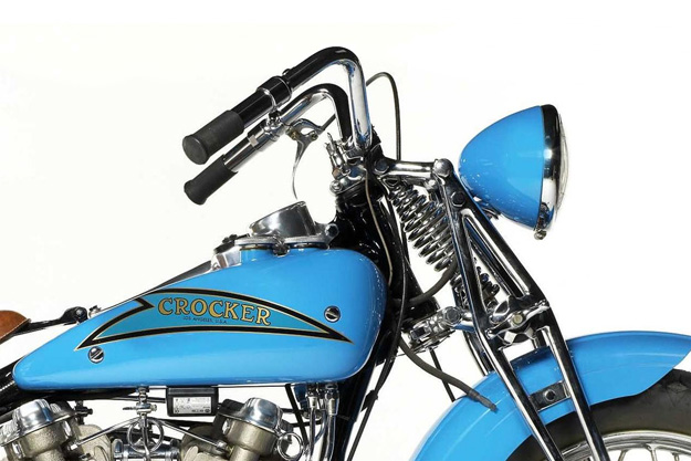 Crocker motorcycle