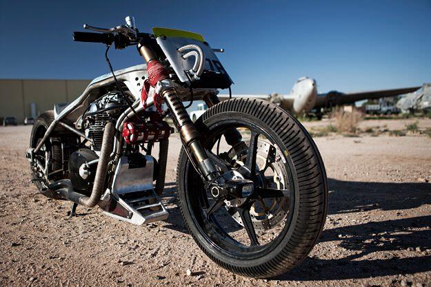Icon custom motorcycle