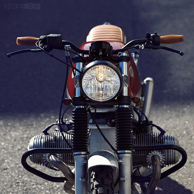 Custom BMW R100 RT