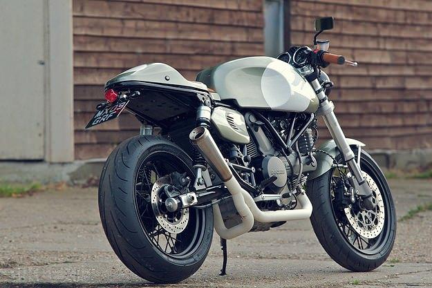 Ducati GT1000 custom