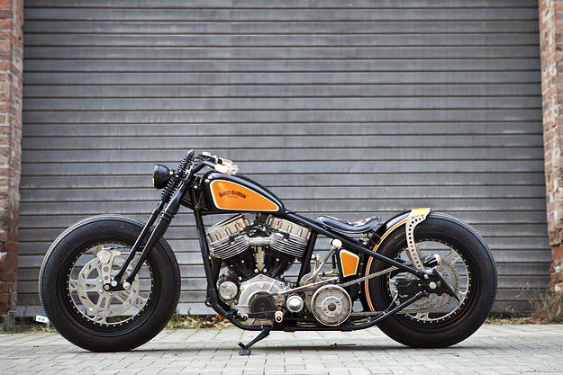 FlyingPan: Thunderbike's timeless 1951 Harley-Davidson