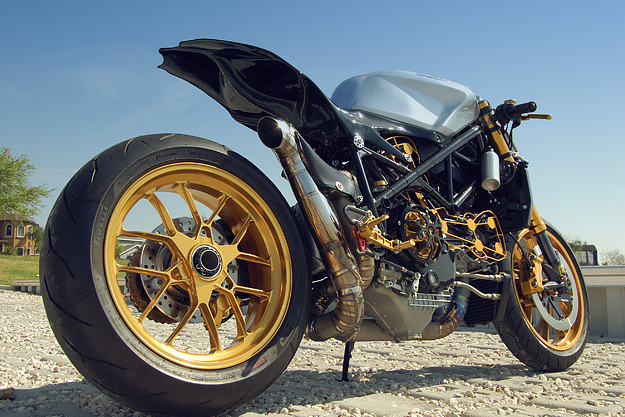 Ducati 1098 by Anglada Originals
