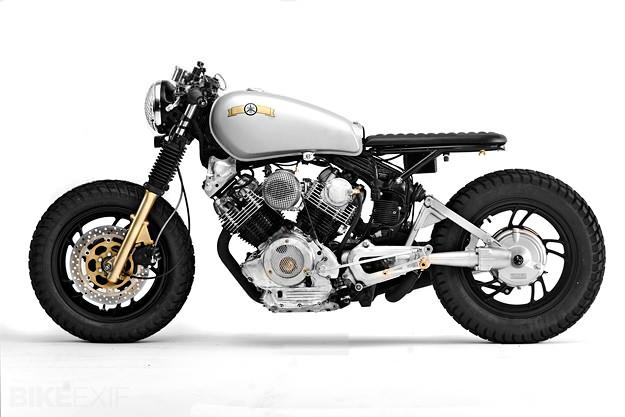 Custom Yamaha Virago