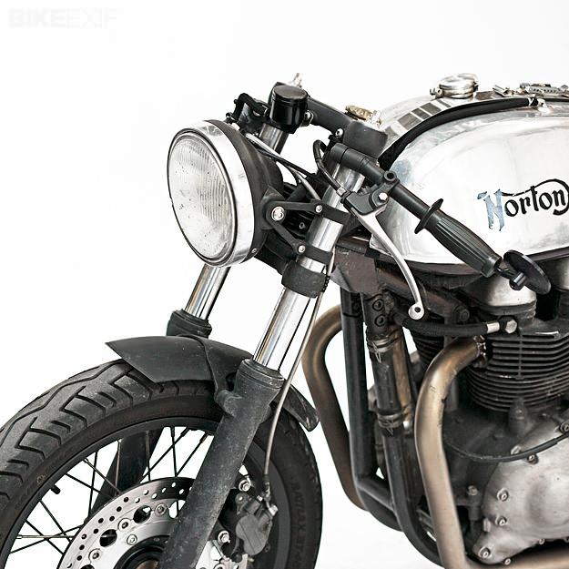 Triumph Triton cafe racer