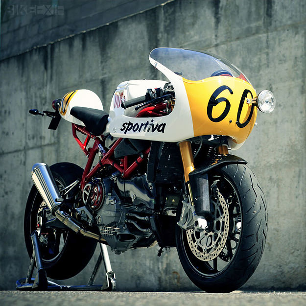 7½ Sportiva by Radical Ducati