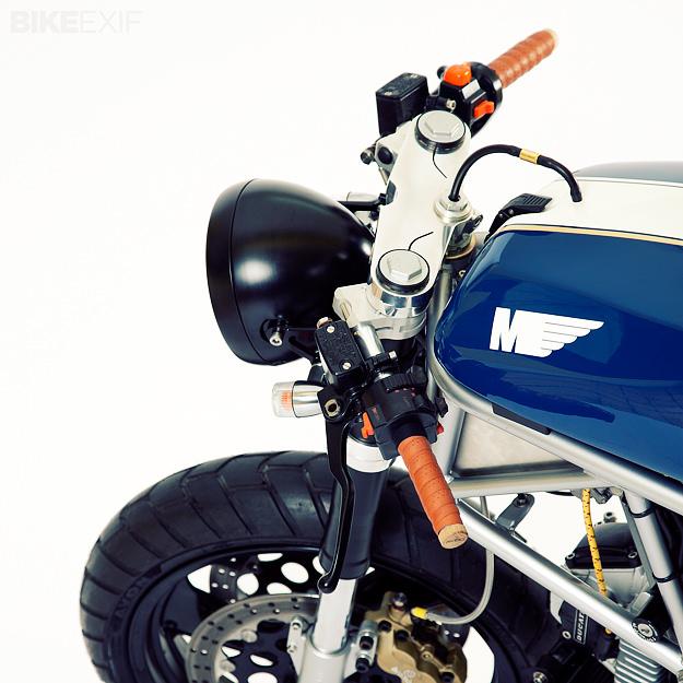 Ducati 750 SS custom