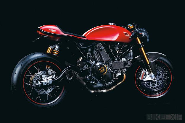 Ducati SportClassic by Louis