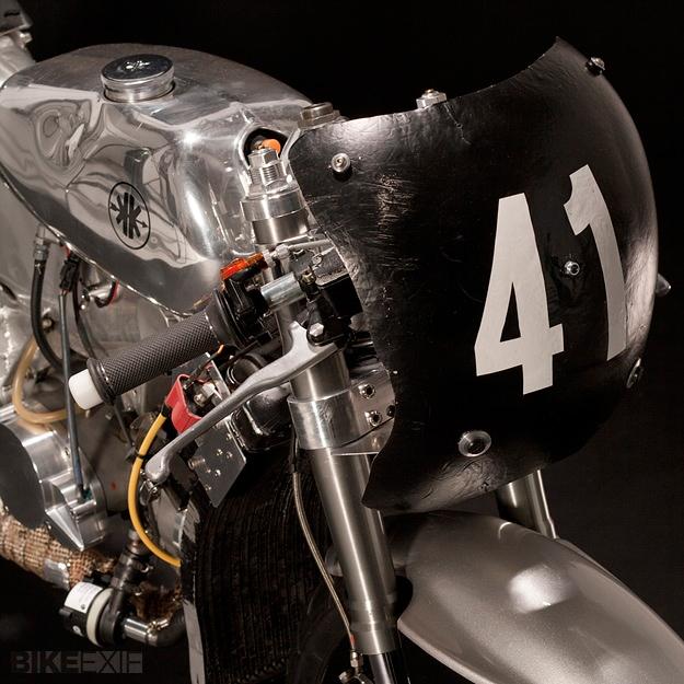 Kreidler motorcycle