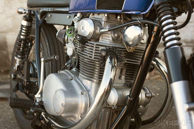 1971 Honda CB350