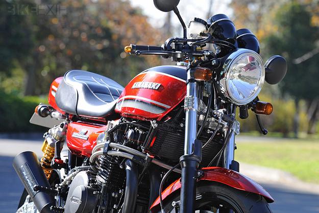 Retro superbike: Kawasaki Z1 by AC Sanctuary