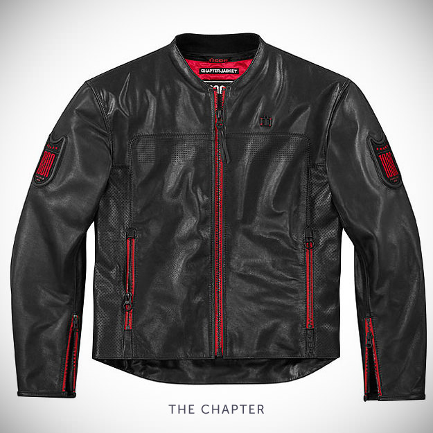 Icon motorcycle jacket