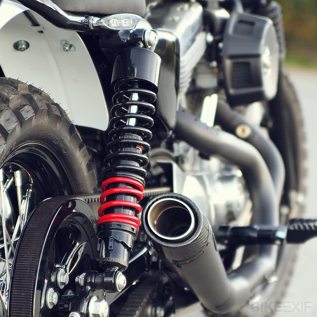 Harley-Davidson Scrambler by Burly Brand