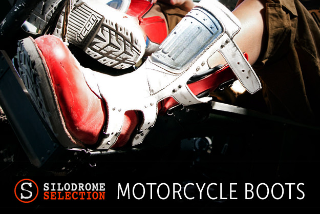 Best classic style motorcycle boots