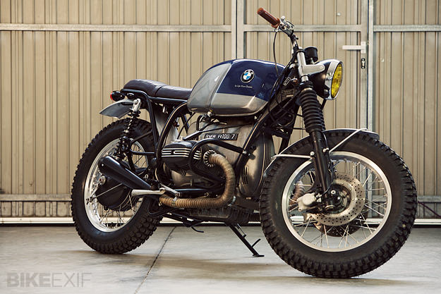 BMW R100/7 cafe racer