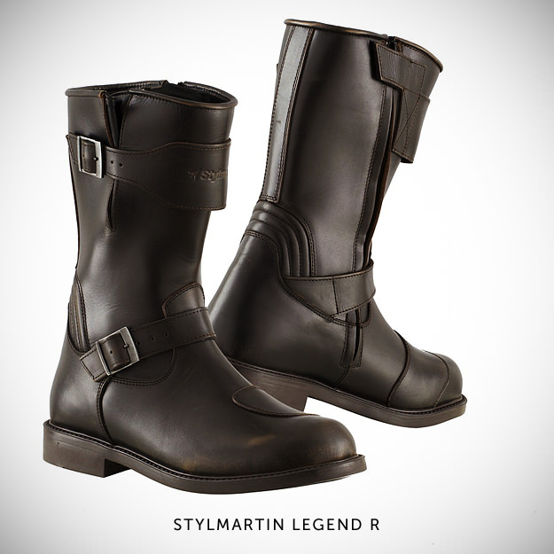 Stylmartin motorcycle boots