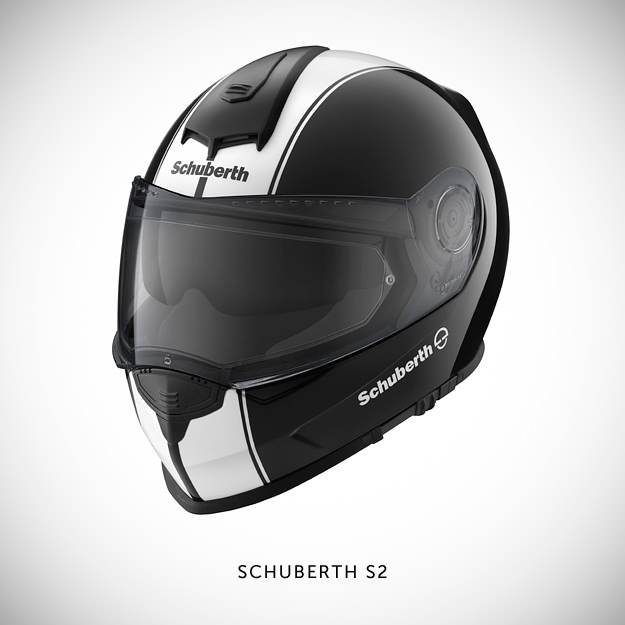 Schuberth S2 motorcycle helmet