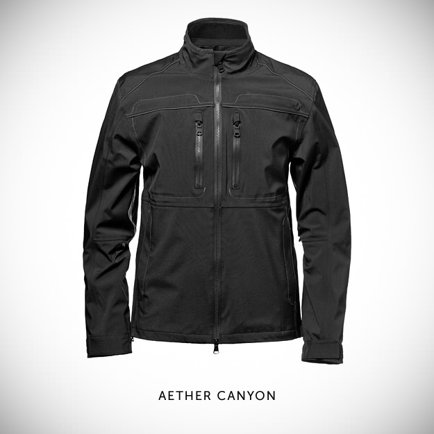 Aether Apparel Canyon textile motorcycle jacket