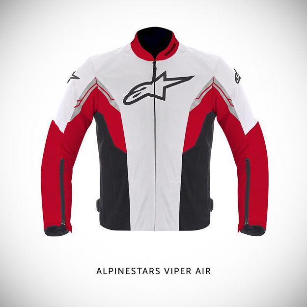 Alipinestars Viper Air textile motorcycle jacket