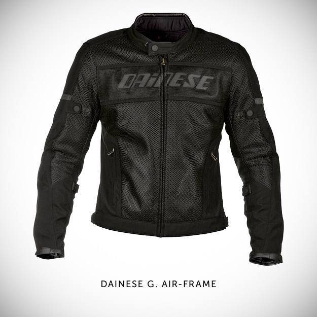 Dainese G. Air-Frame textile motorcycle jacket