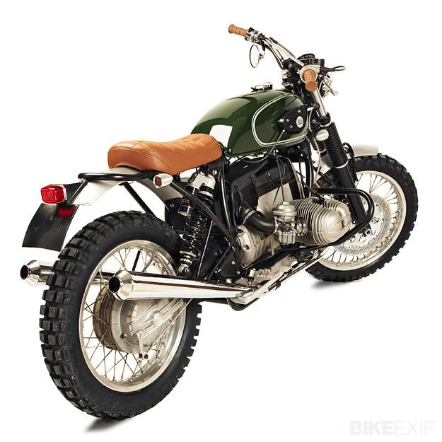 Custom BMW R80ST scrambler by Fuel Motorcycles